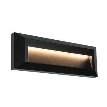 Severus  Lampa zewnętrzna – Lampy i oświetlenie LED – kolor Czarny