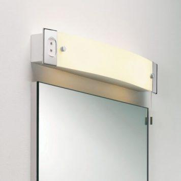 Shaver Lampa nowoczesna – Styl nowoczesny – kolor biały, srebrny