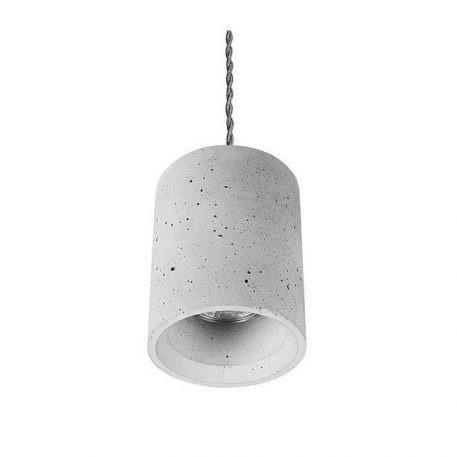Shy  Lampa wisząca – industrialny – kolor Szary