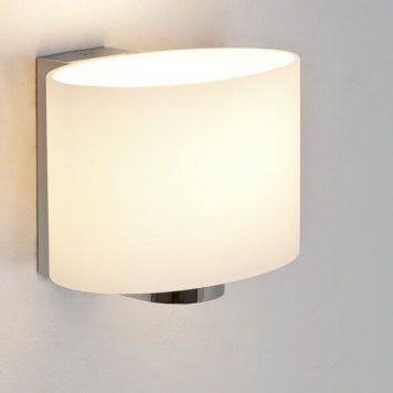 Siena Lampa nowoczesna – Styl nowoczesny – kolor biały, srebrny