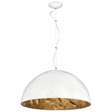 Simi Lampa wisząca – Styl nowoczesny – kolor biały, złoty