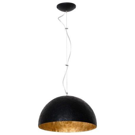 Simi  Lampa wisząca – Styl nowoczesny – kolor złoty, Czarny