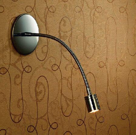 Simple  Lampa nowoczesna – Lampy i oświetlenie LED – kolor srebrny