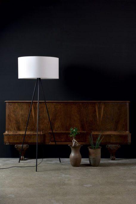 Simple  Lampa skandynawska – Styl skandynawski – kolor biały