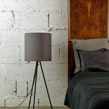 Simple  Lampa skandynawska – trójnogi – kolor Szary