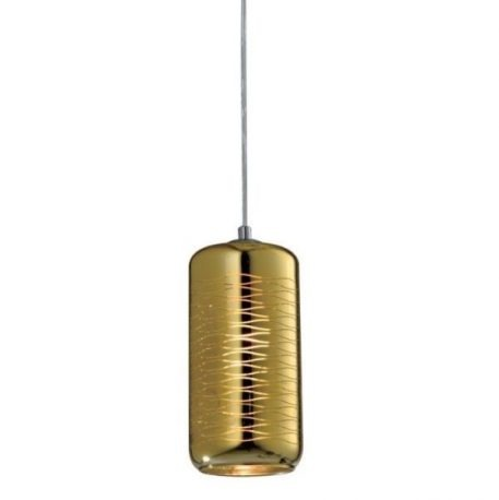 Sina Lampa wisząca – Styl nowoczesny – kolor złoty