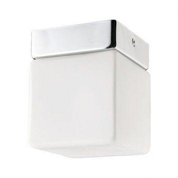 Sis Plafon – szklane – kolor biały, srebrny