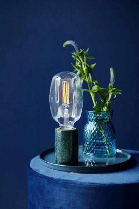 Siv  Lampa stołowa – Styl nowoczesny – kolor Zielony