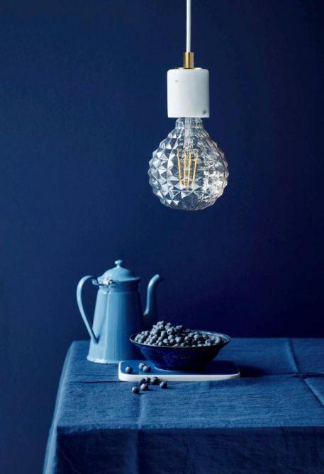 Siv Lampa wisząca – Styl nowoczesny – kolor biały