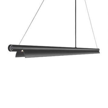 SpaceB Lampa wisząca – Lampy i oświetlenie LED – kolor Czarny