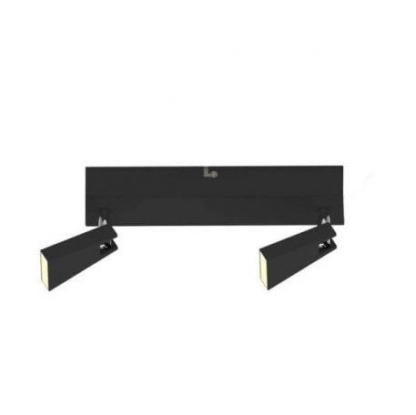 Spazio  Lampa sufitowa – Lampy i oświetlenie LED – kolor Czarny