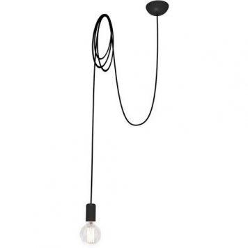 Spider Lampa wisząca – Styl nowoczesny – kolor Czarny