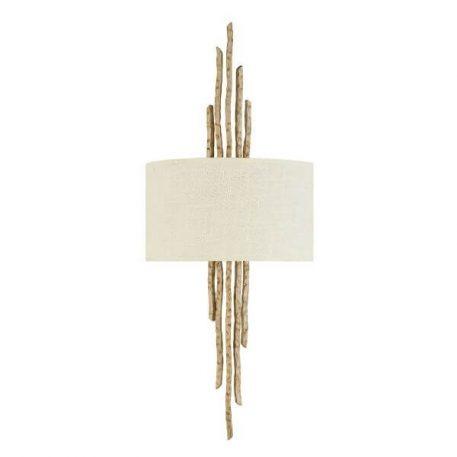 Spyre Lampa nowoczesna – Styl modern classic – kolor beżowy, złoty