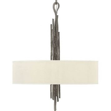 Spyre Lampa wisząca – Styl nowoczesny – kolor beżowy, brązowy
