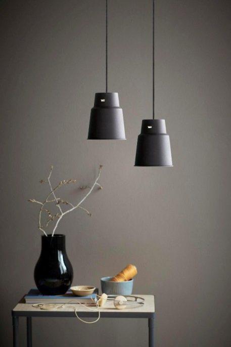 Step 17  Lampa wisząca – Styl skandynawski – kolor Czarny
