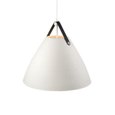 Strap  Lampa wisząca – Styl nowoczesny – kolor biały