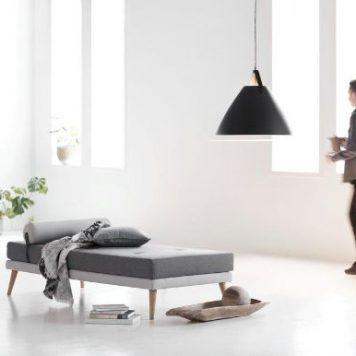 Strap  Lampa wisząca – Styl nowoczesny – kolor Czarny