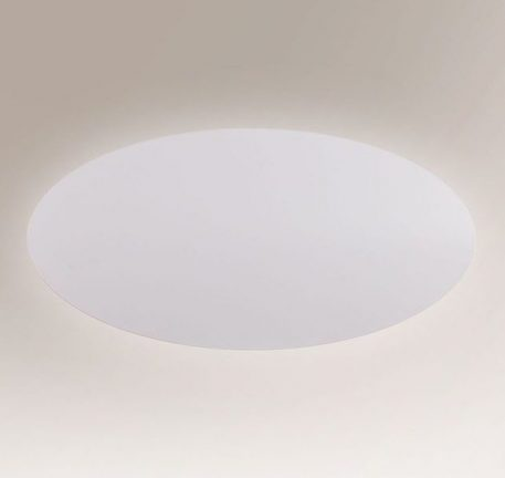 SUZU Lampa nowoczesna – Styl nowoczesny – kolor biały