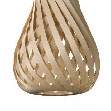 Swing  Lampa wisząca – Styl skandynawski – kolor brązowy