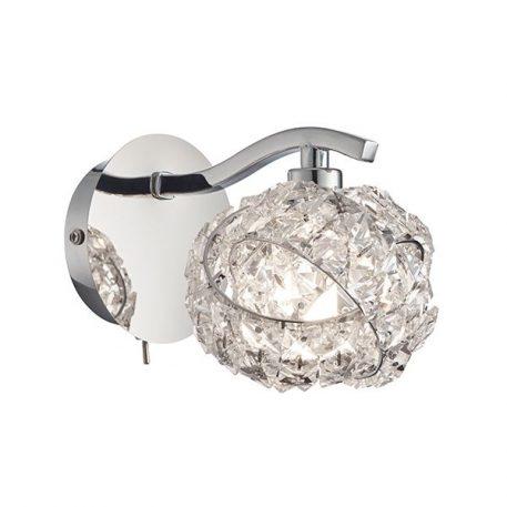 Talia  Lampa glamour – Styl glamour – kolor srebrny