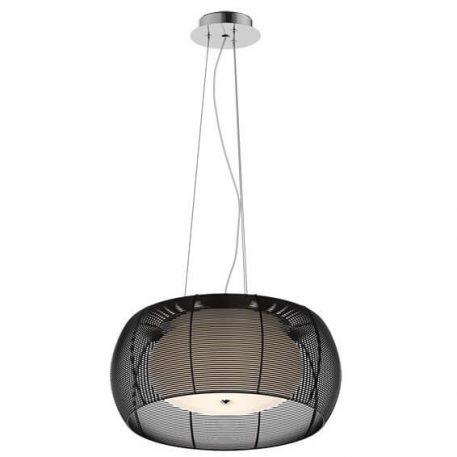 Tango Lampa wisząca – szklane – kolor Czarny