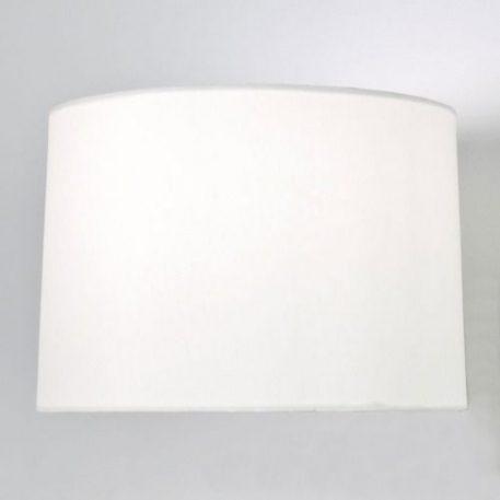 Tapered Round Abażur – kolor biały
