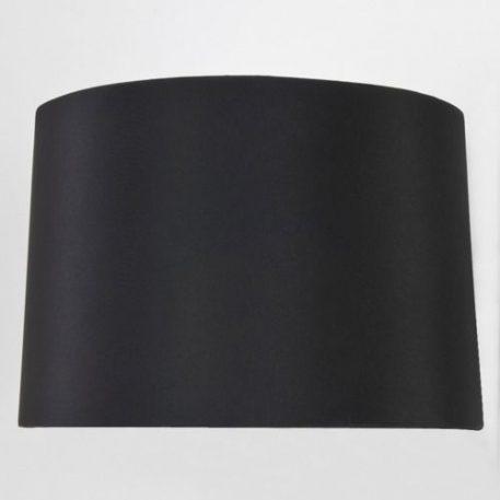 Tapered Round Abażur – kolor Czarny