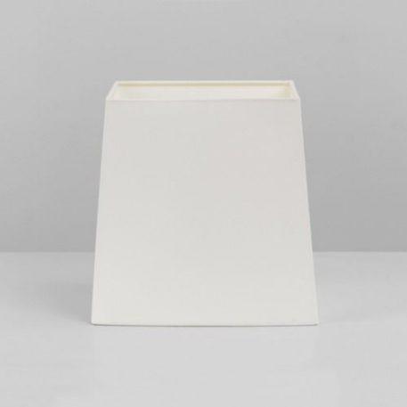 Tapered Square Abażur – kolor biały