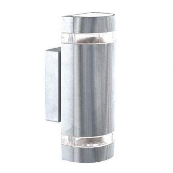 Taya Lampa zewnętrzna – Lampy i oświetlenie LED – kolor srebrny