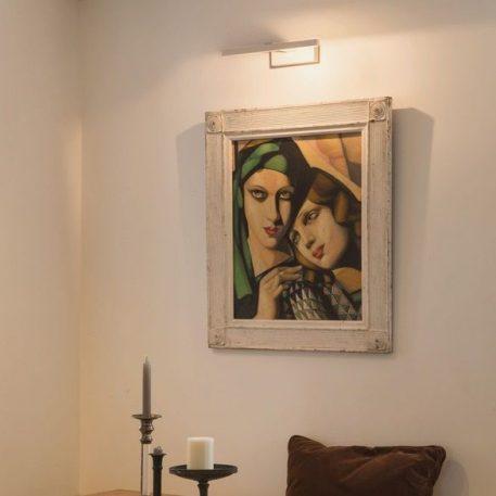 Teetoo Lampa nowoczesna – Styl nowoczesny – kolor srebrny
