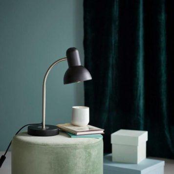Texas Lampa nowoczesna – Biurkowe – kolor Czarny