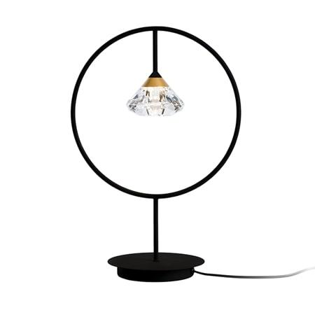 Tiffany  Lampa nowoczesna – Styl nowoczesny – kolor Czarny