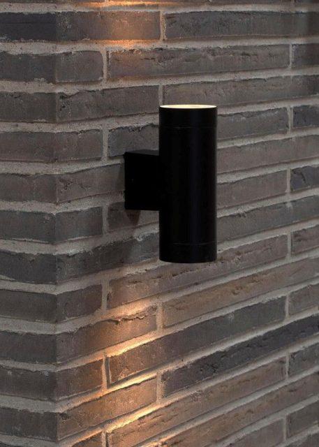 Tin Lampa zewnętrzna – Styl nowoczesny – kolor Czarny