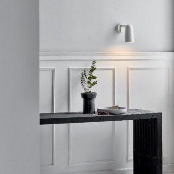 Tippy  Lampa nowoczesna – Styl nowoczesny – kolor biały