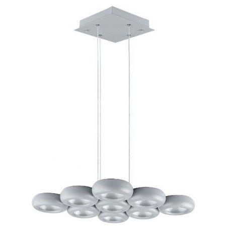 Titanio  Lampa wisząca – Styl nowoczesny – kolor Szary