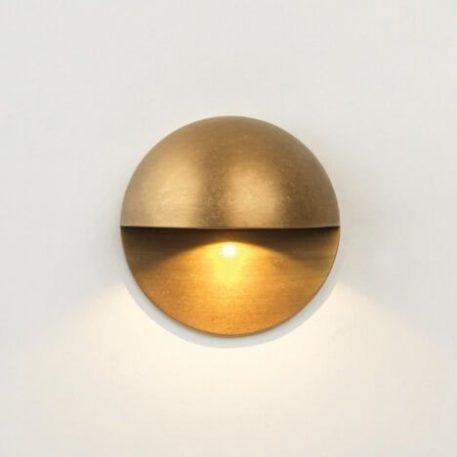 Tivoli Lampa nowoczesna – Lampy i oświetlenie LED – kolor złoty