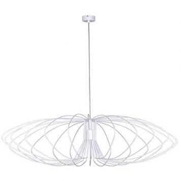 Tizi Lampa wisząca – Styl nowoczesny – kolor biały