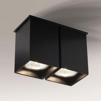 Toda Lampa sufitowa – kolor Czarny