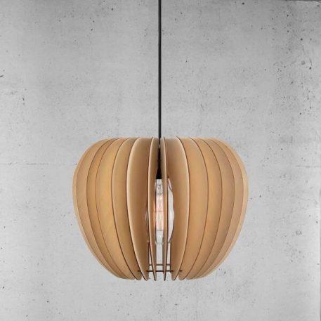 Tribeca Lampa wisząca – Drewniane – kolor brązowy