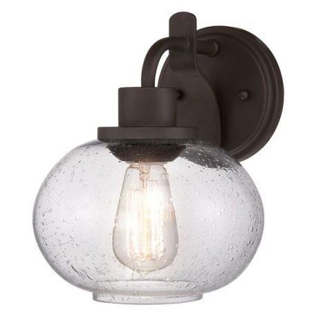 Trilogy Lampa nowoczesna – industrialny – kolor brązowy, transparentny