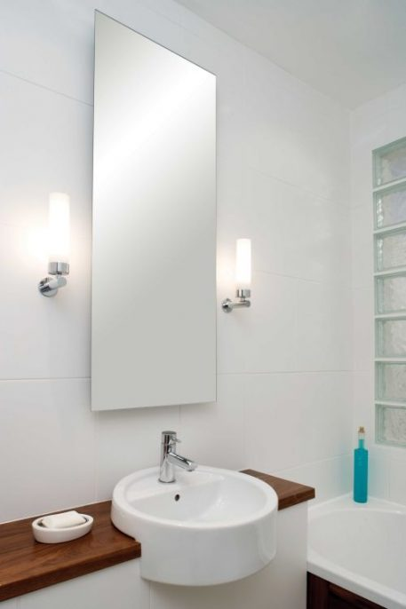Tube Lampa nowoczesna – Styl nowoczesny – kolor biały, srebrny