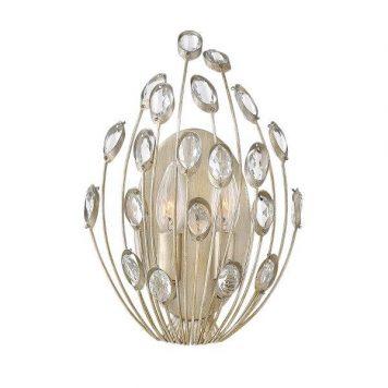 Tulah Lampa glamour – Styl glamour – kolor srebrny, złoty