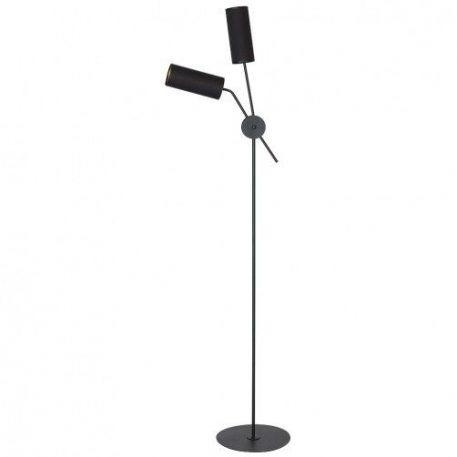 Tutto  Lampa podłogowa – Styl nowoczesny – kolor Czarny