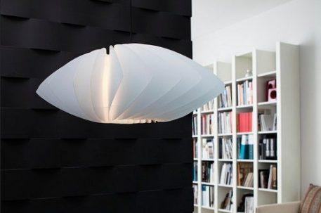 Twist Lampa wisząca – Styl nowoczesny – kolor biały