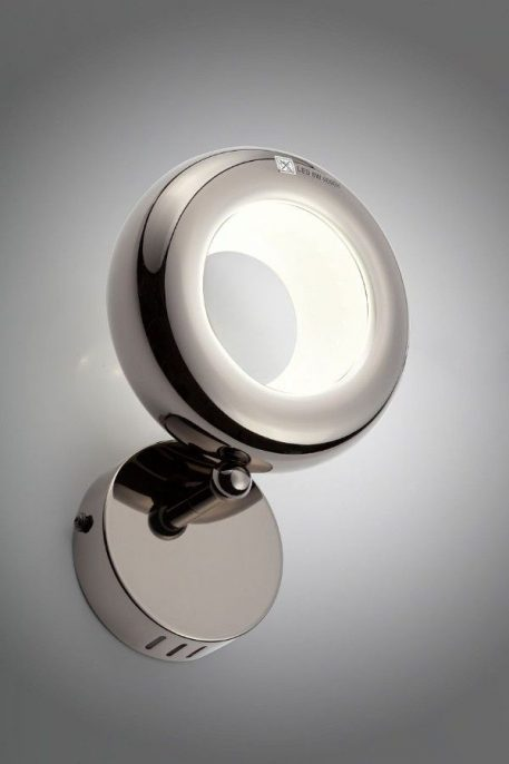 Tytania  Lampa LED – Lampy i oświetlenie LED – kolor Czarny