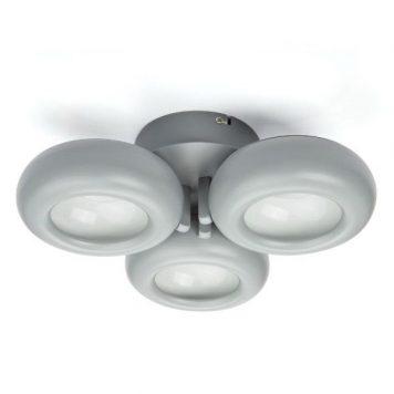 Tytanio Lampa sufitowa – Lampy i oświetlenie LED – kolor Szary