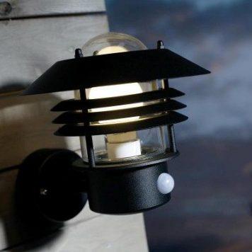 Vejers Lampa zewnętrzna – Styl nowoczesny – kolor Czarny
