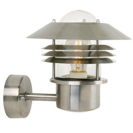 Vejers Lampa zewnętrzna – Styl nowoczesny – kolor srebrny