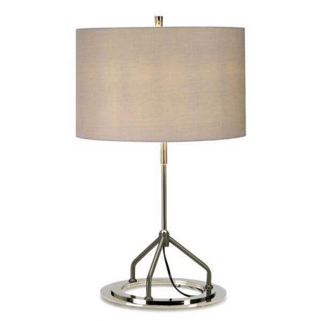 Vicenza Lampa nowoczesna – trójnogi – kolor srebrny, Szary