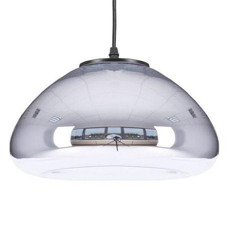 Victory Glow Lampa wisząca – kolor srebrny